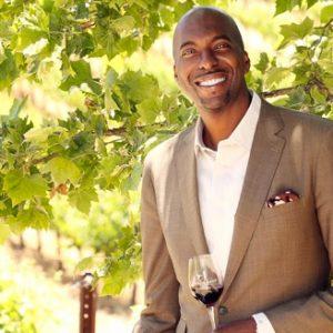 John Salley, investor in The Vegan Vine