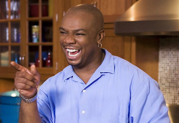 The Next Food Network Star Aaron McCargo Jr.