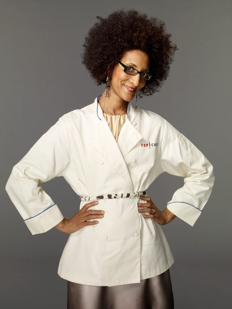 Contestant Carla Hall Says Cooking Show Gave Her Ingredients for Success