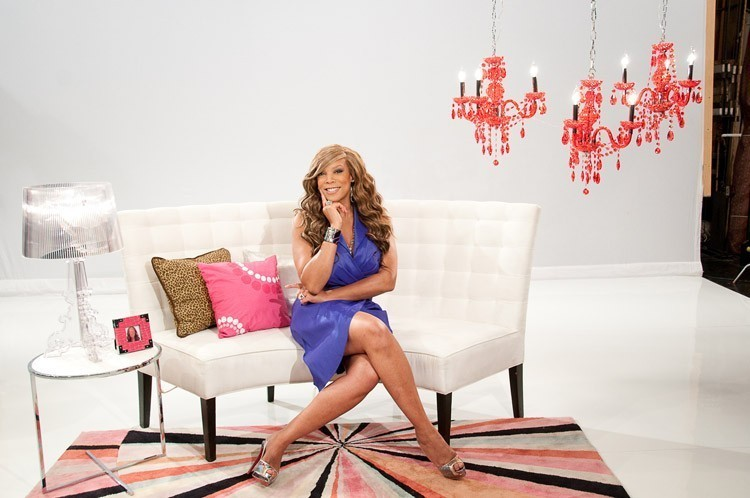 TV host Wendy Williams