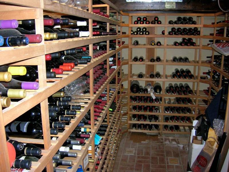 Wine Cellar of George Duke