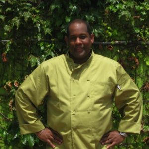 Chef Nigel Spence of Ripe Kitchen and Bar