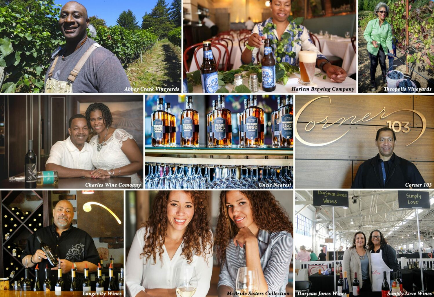 Black-Owned Wineries Around the World