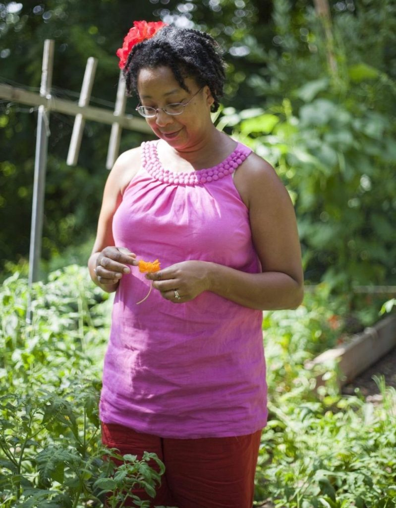 Alongside Arcadia's Fight for a Sustainable Food System with JuJu Harris