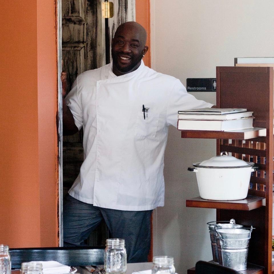 Kenny Gilbert of Gilbert's Underground Kitchen