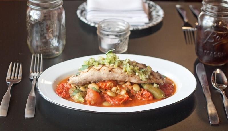 Dish at Gilbert's Underground Kitchen