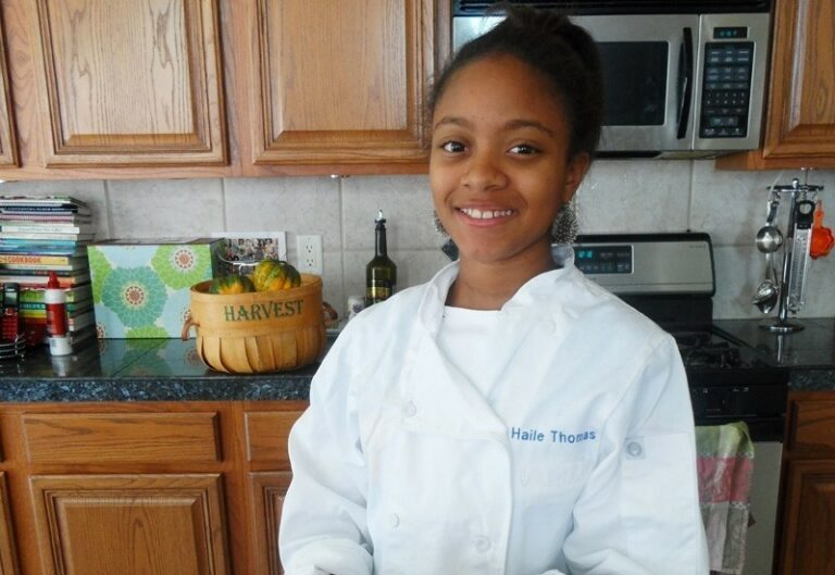 Haile Thomas: Homegrown Recipe for Health & Happiness