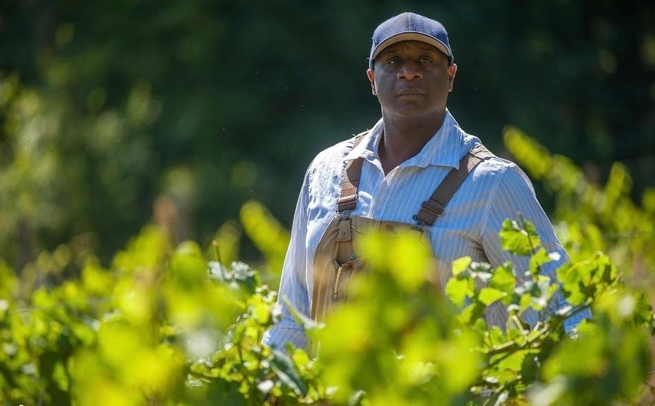 Bertony Faustin winemaker of Abbey Creek Vineyards