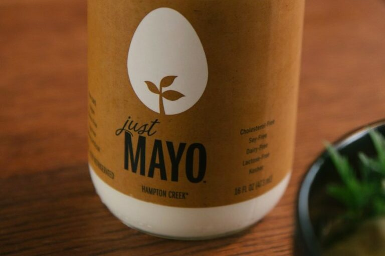 Just  Mayo - Deliciousness Without Eggs
