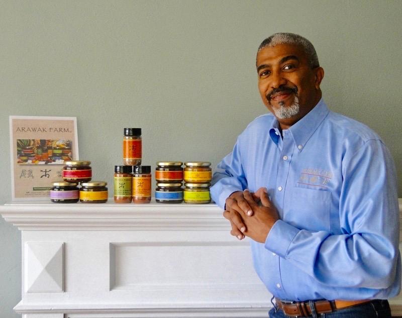 Vassell Foods Founder Lloyd Vassell