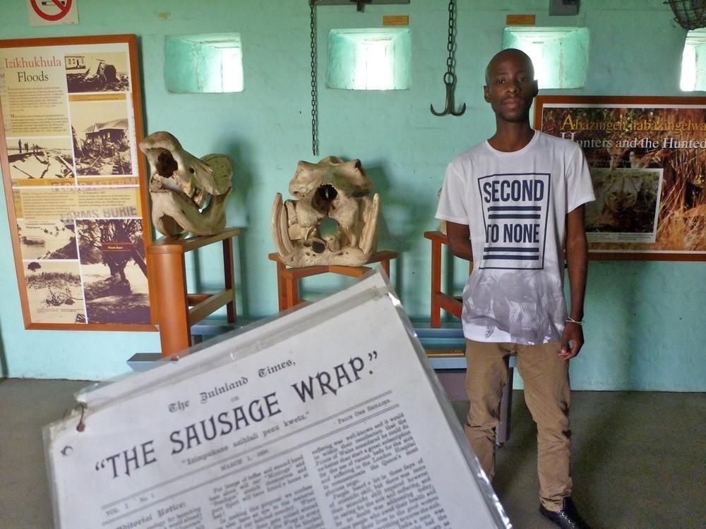 The Sausage Wrap newspaper