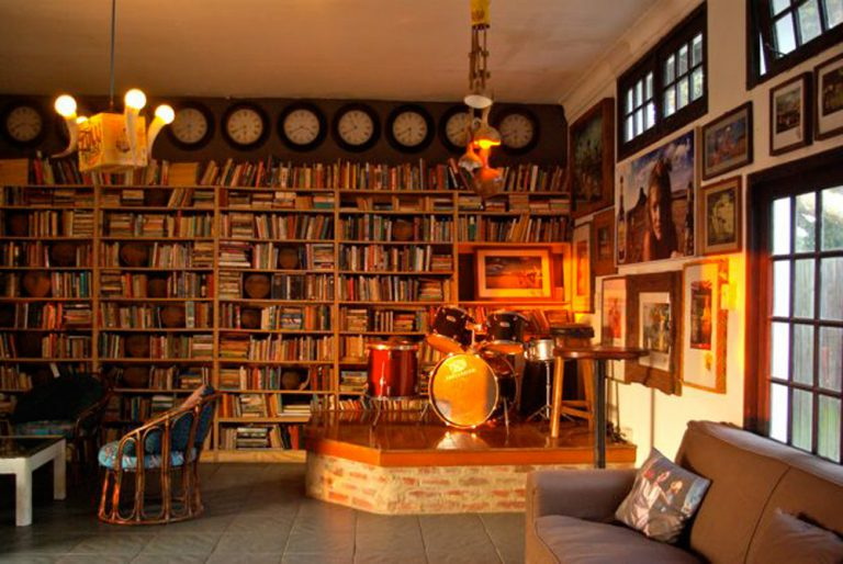 South Africa's Most Eccentric Hotel and Ancestral Home of the Zulu Blonde: The George Hotel