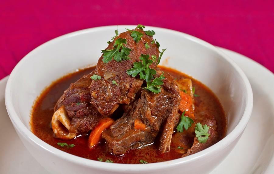 Jambo Cafe Goat Stew