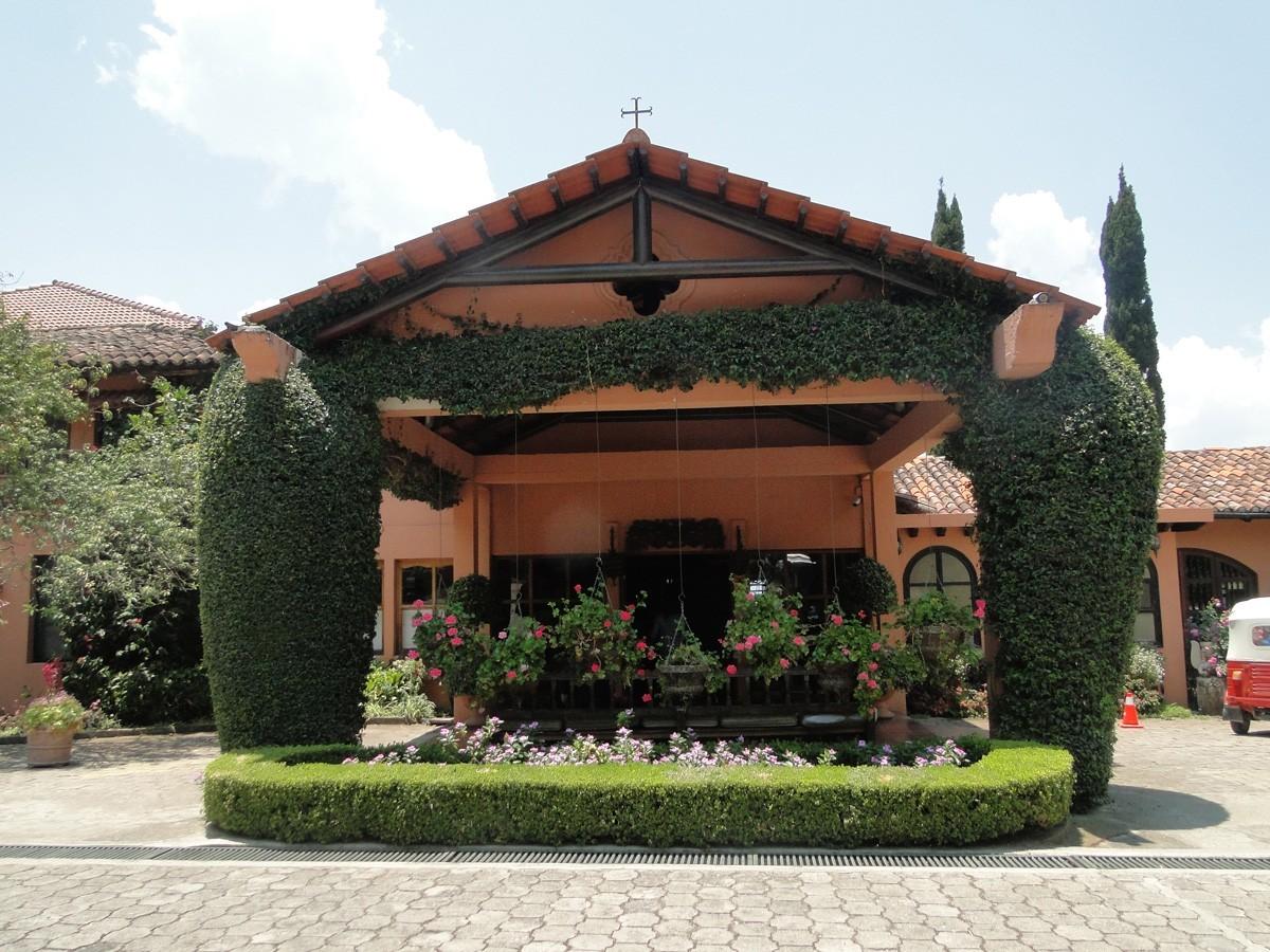 Hotel Atitlan in Guatemala