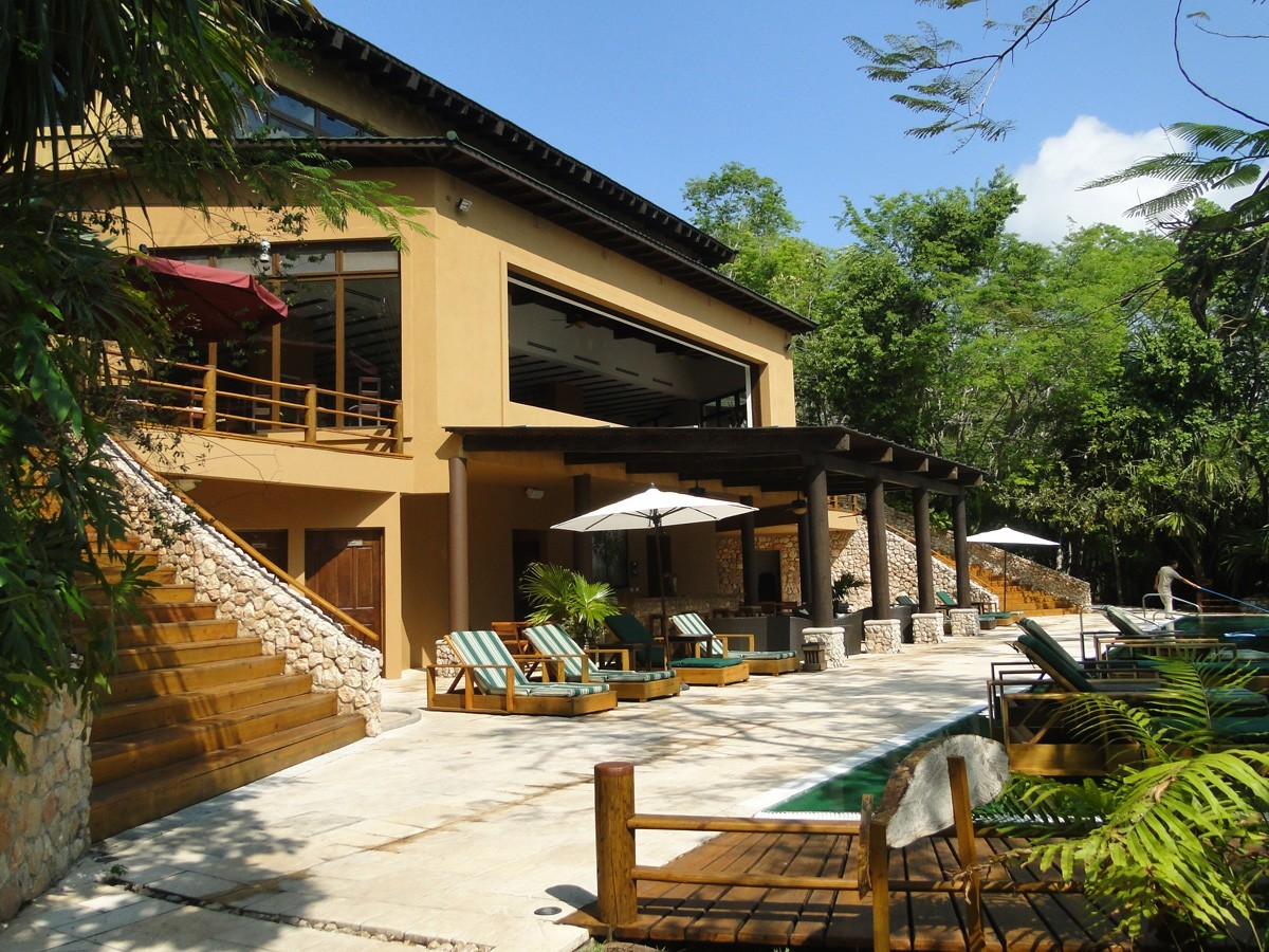Las Lagunas Hotel & Spa in Guatemala