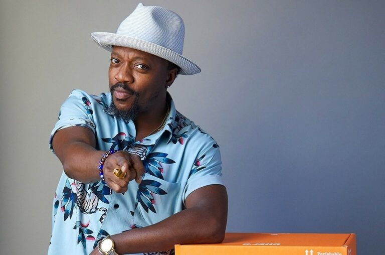 Grammy Winner Anthony Hamilton Plates Up Passion Seasoned with Love
