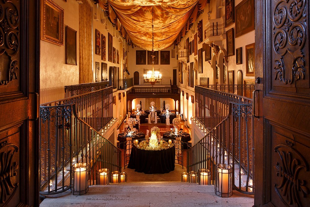 Entrance to The Mission Inn Hotel & Spa in Riverside, CA