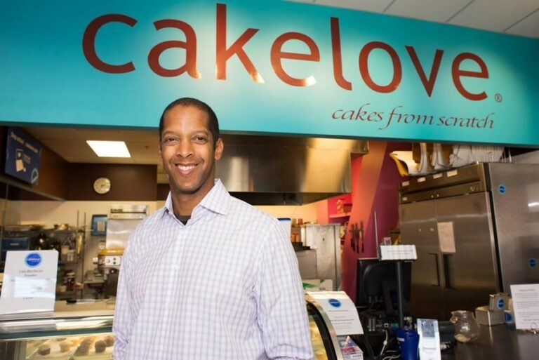 Warren Brown: CakeLove Founder Nibbles on a New Market