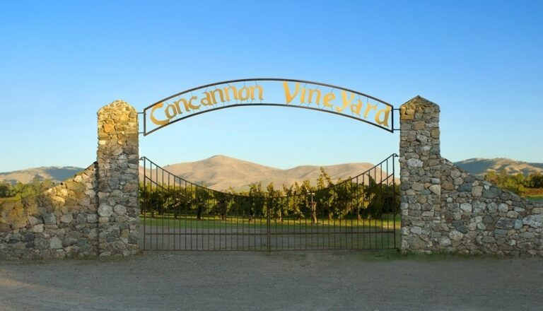 Concannon Vineyards in Livermore