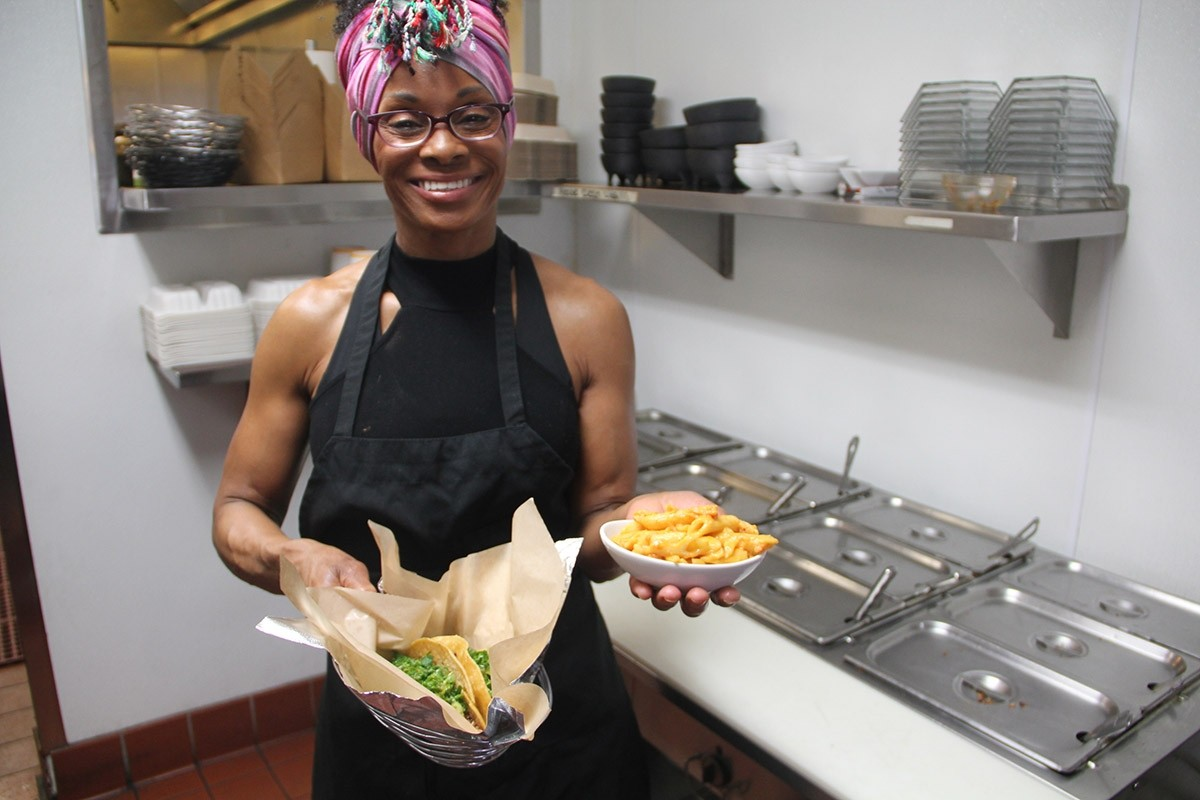 Inglewood's Vegan Soul Food Haven Stuff I Eat Beckons