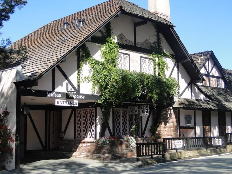 European Charm in Carmel at Hofsas House