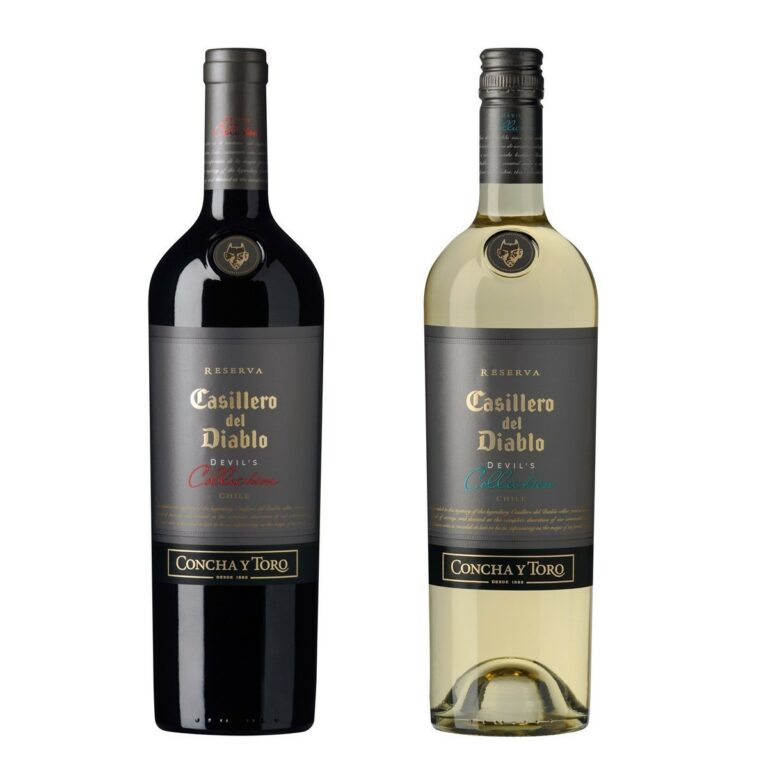 Devil's Collection Red and White Wines