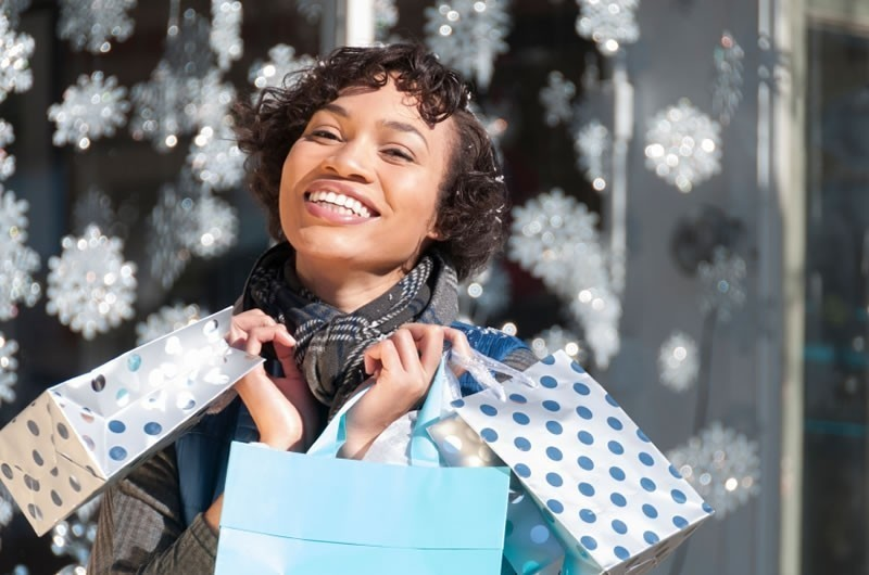 Christmas Shopping Etiquette