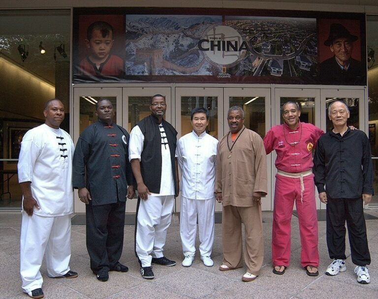 Classic China Tour: Journey of a Lifetime with Grand Master Dennis Brown