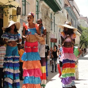 Cuba Past and Present: A Look Through Our Eyes