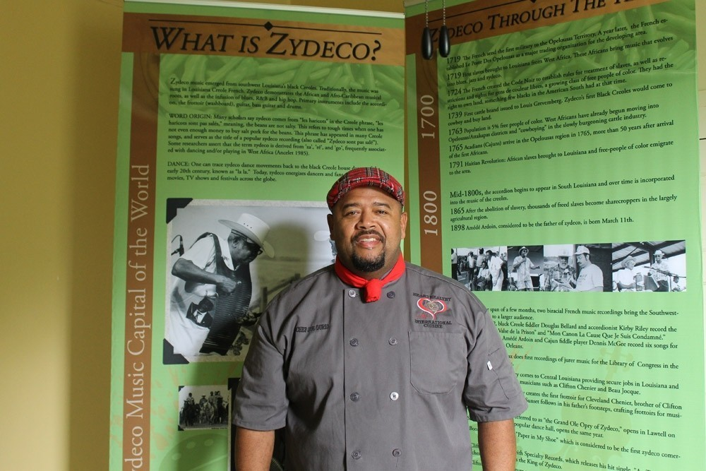 Chef Joe Durio