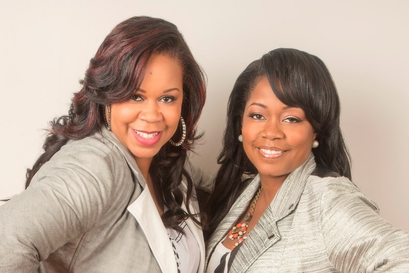 Rochelle Brown and Sonia Armstead of PowerHouse Productions