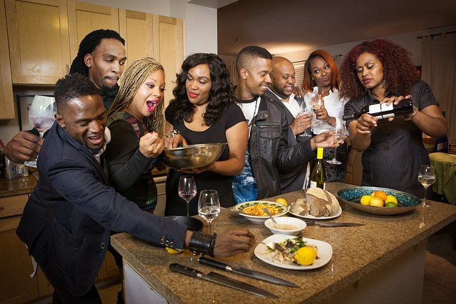 Bringing It To The Table Premieres as the First All-Black Culinary Competition