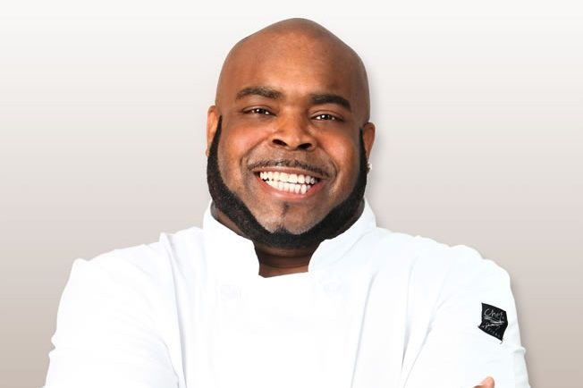 "Shawn ""Chef Big Shake"" Davis"