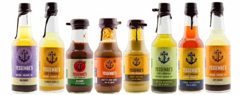Tessemae's Salad Dressings