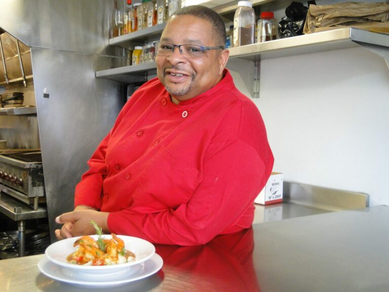 "Chef Glenn ""Gator"" Thompson's Culinary Journey Comes Full Circle"