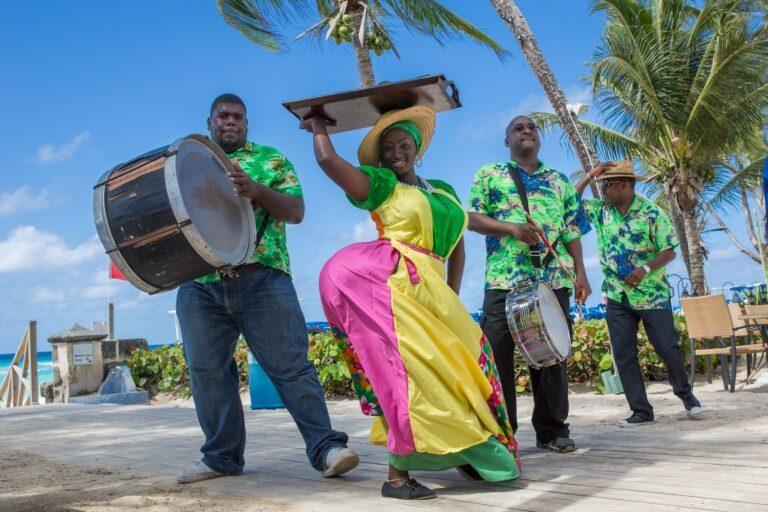 Big Fun in Barbados