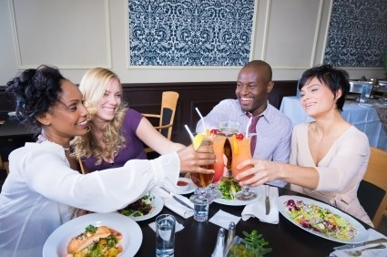 Etiquette For Dining with Others