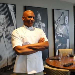 For Globetrotting Chef, Edward Blyden, Food is the Tie That Binds