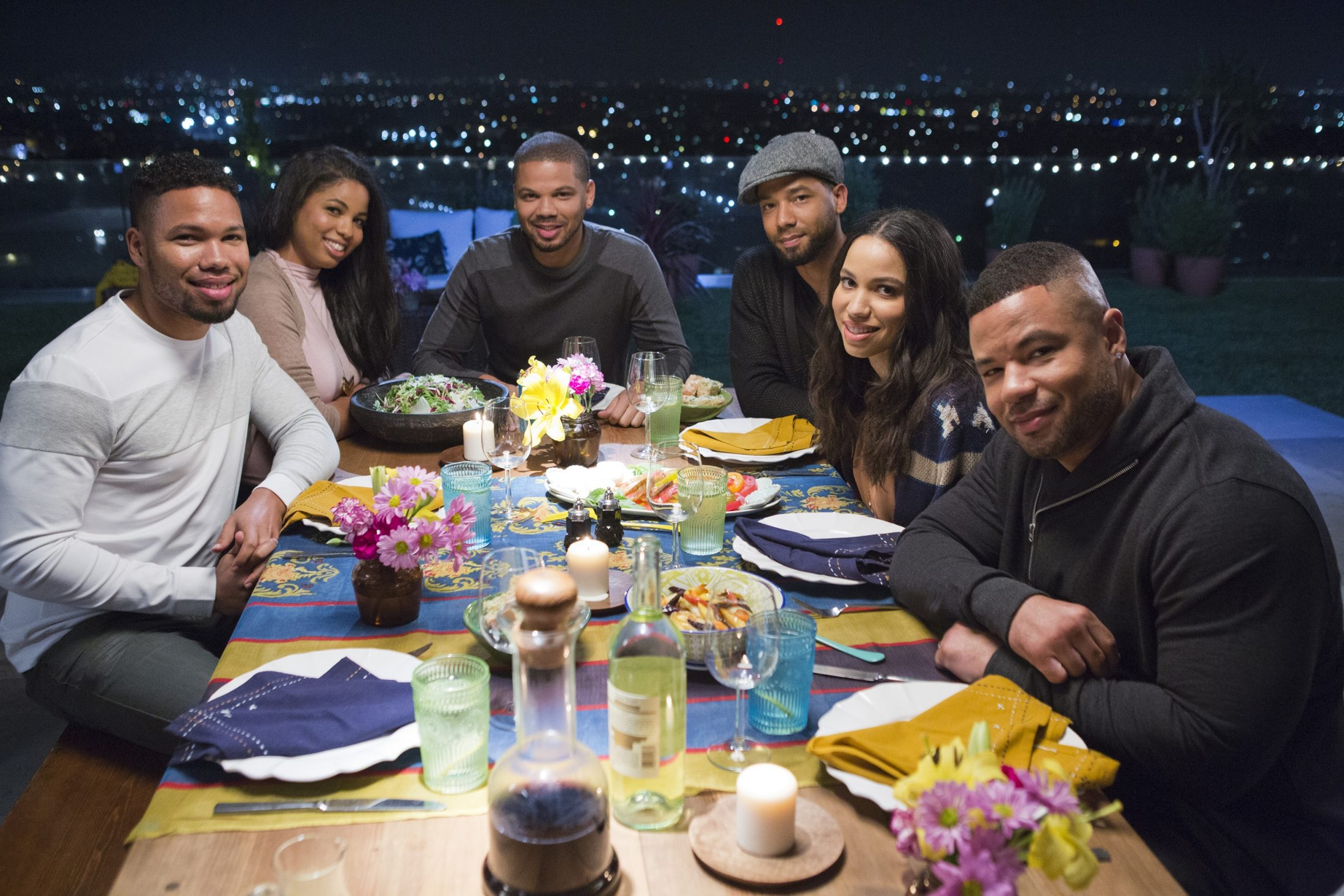 Smollett Eats Premieres On The Food Network Cuisine Noir Magazine Her mother is african american and her father is of. smollett eats premieres on the food