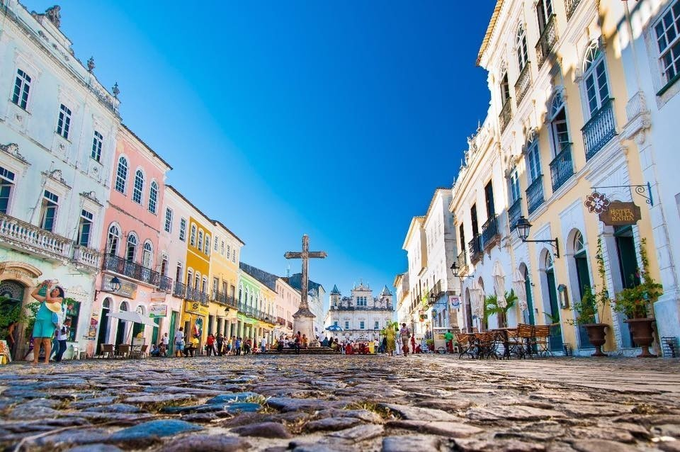 The Pulsating Beauty of Salvador da Bahia
