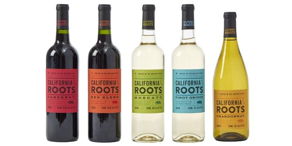 Target's California Roots Wine