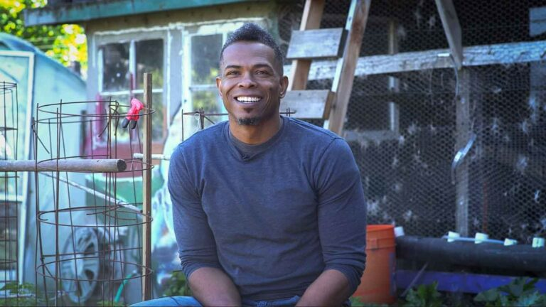 Clifton Lyles, Founder of Fund a Fridge
