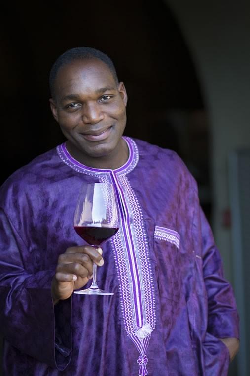 Winemaker Marbue Marke of Marke Wines