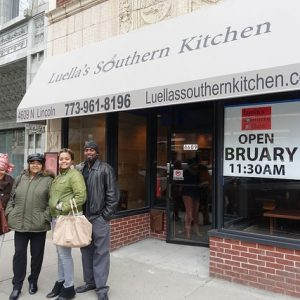 Luella's Southern Kitchen in Chicago