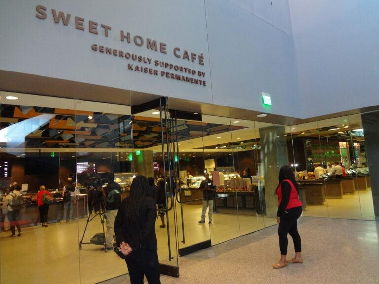 NMAAHC's Sweet Home Cafe: A People's Journey Through Food