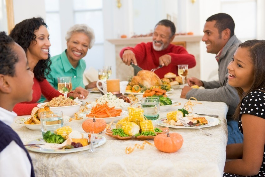 Thanksgiving Dinner Etiquette