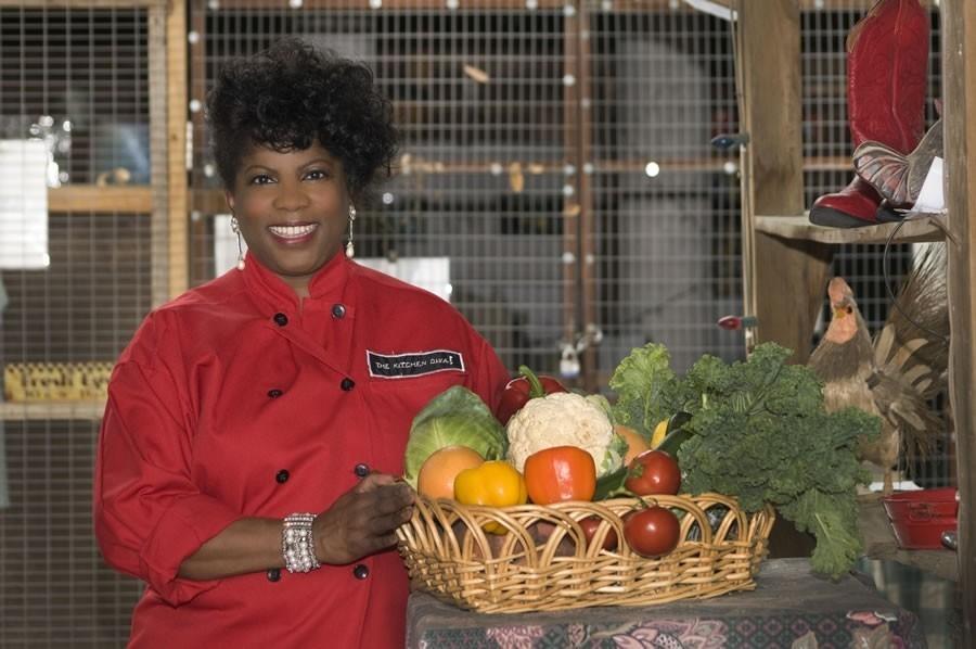 Angela Medearis, the Kitchen Diva