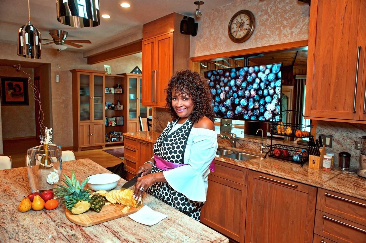 Rhonda McCullough-Gilmore: Memories of Bernie Mac & Cooking with Love