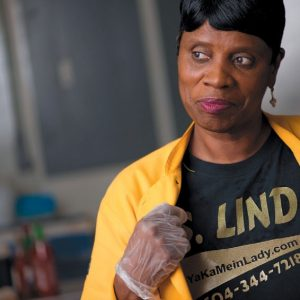 Old Traditions and Reinvention with Ms. Linda Green, the Yakamein Lady