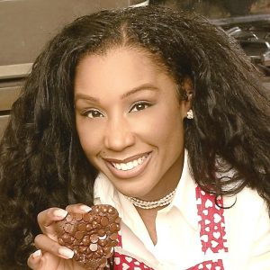 Aundrea Lacy, founder of Luv's Brownies
